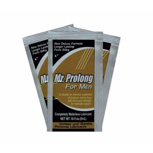 Gel Retardante Mr Prolong